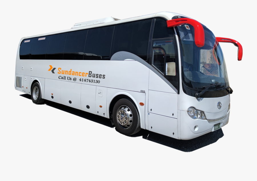From Caroline Springs To Craigieburn - Tour Bus Service, Transparent Clipart