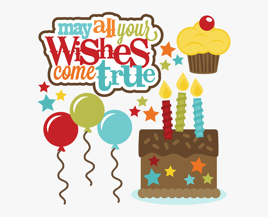 All Your Wish Come True, Transparent Clipart
