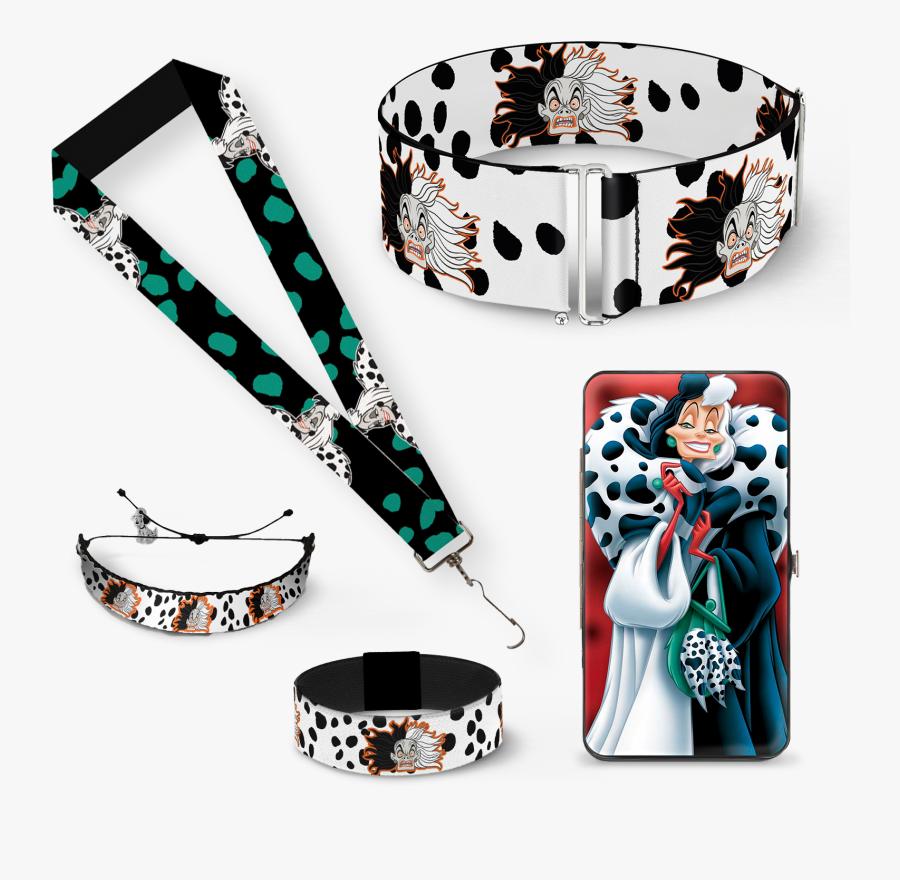 """Cruella De Vil 101 Dalmatians- Women""""s Gift Set, Transparent Clipart"""