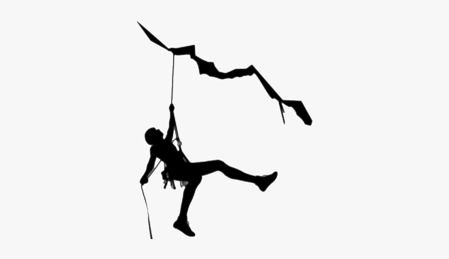 T Shirt Sport Climbing Bouldering Mountaineering - Bouldering Clipart, Transparent Clipart