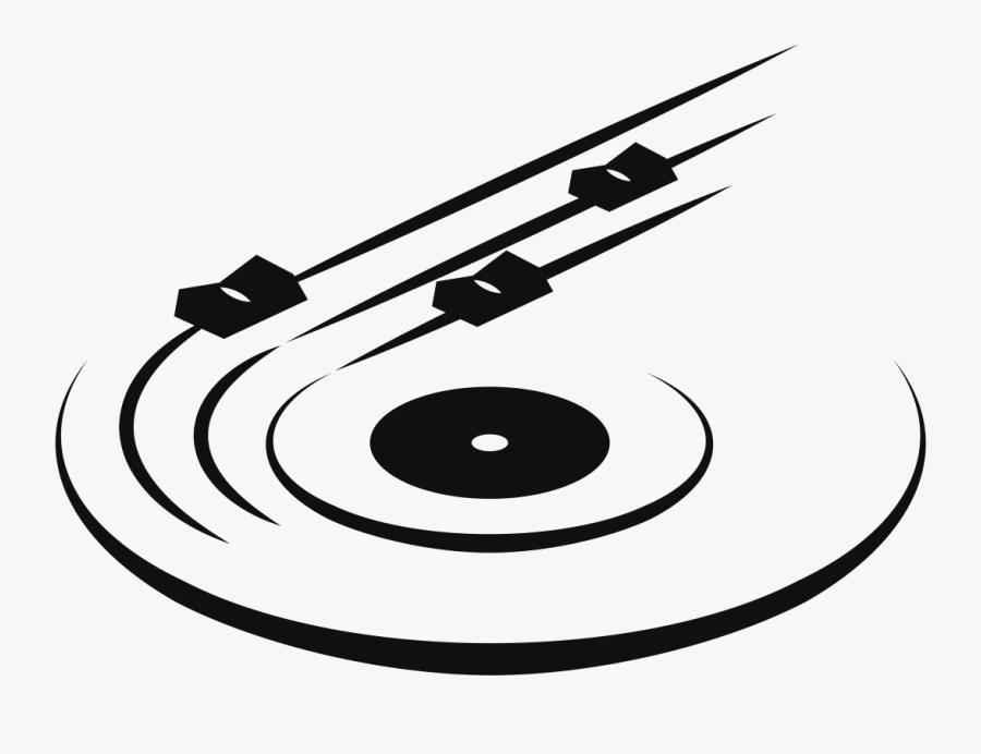 Disc Jockey Virtual Dj Graphic Design Logo How To Dj - Logo De Dj Png, Transparent Clipart
