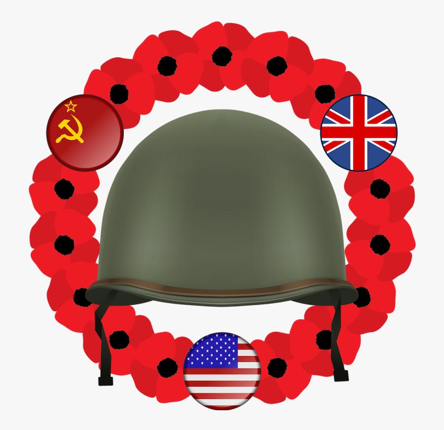 Symbol Of World War 2, Transparent Clipart