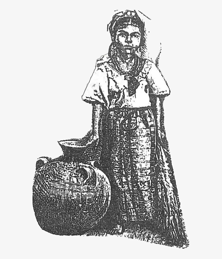 Stick Figure Girl Black And White Water Png - El Salvador Colonial Period, Transparent Clipart