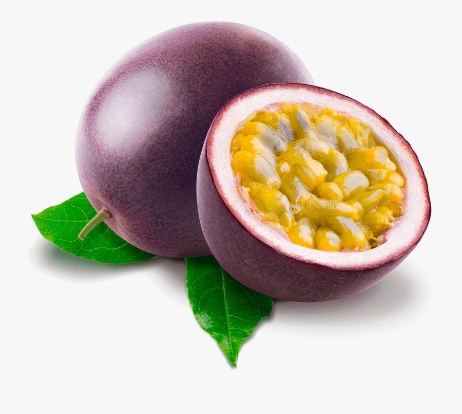 Passion Fruit Png , Png Download - Grapefruit And Passion Fruit, Transparent Clipart