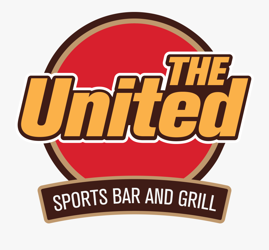 Clipart Resolution 3000*2657 - United Sports Bar & Grill, Transparent Clipart