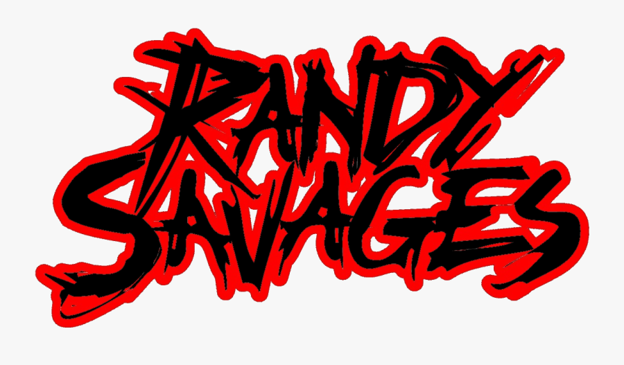 Randy Savages London Based Punk Rock Png Randy Savage - Randy Savage Logo, Transparent Clipart