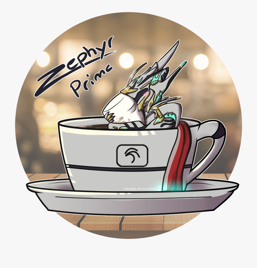 """A Shy Warframe On Twitter I Couldn""""t Help But Draw, Transparent Clipart"""