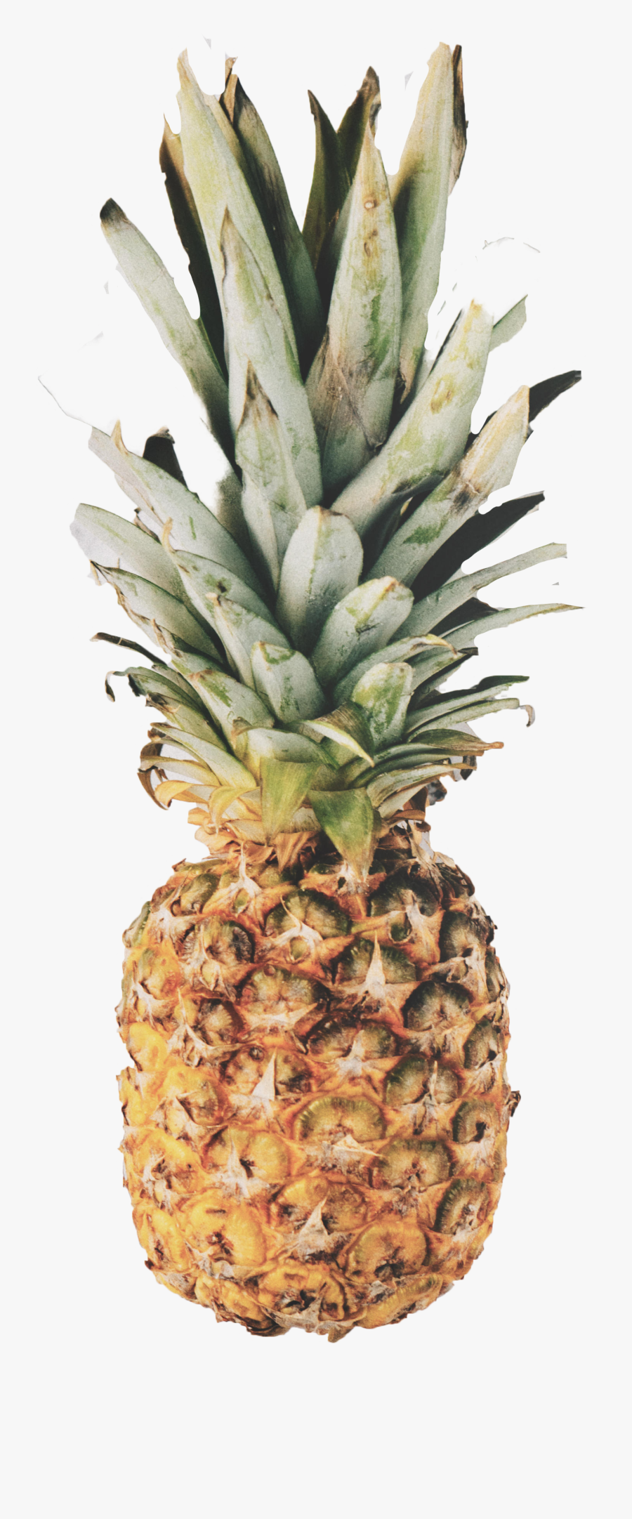 Download Transparent Png - Pineapple With Marble, Transparent Clipart