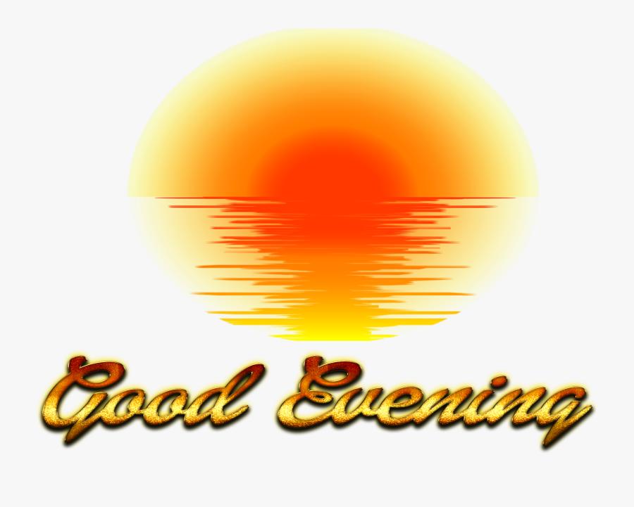 Evening Clip Art
