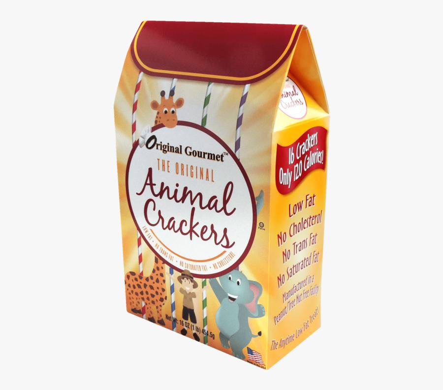 16oz Animal Cracker Box - Cat Grabs Treat, Transparent Clipart