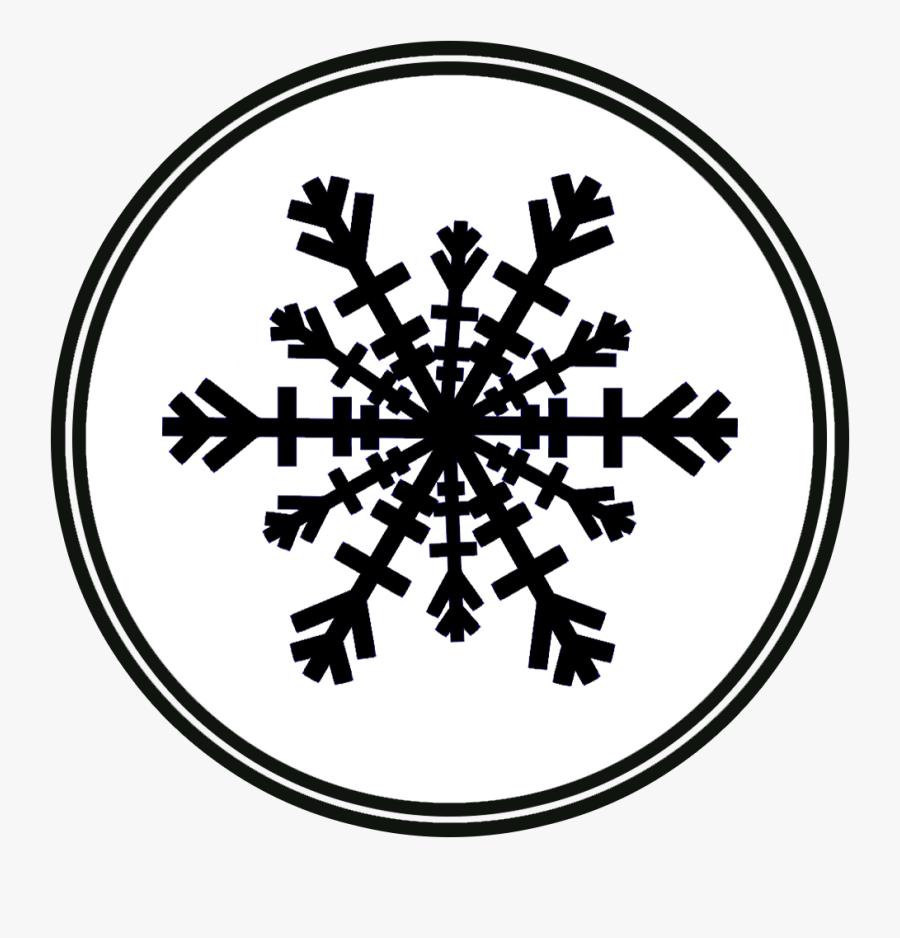 Purple Snowflake Clipart , Png Download - Purple Snowflake Clipart, Transparent Clipart
