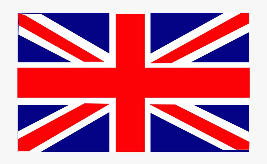 United Kingdom Of Great Britain And Ireland Union Jack - Uk Flag, Transparent Clipart