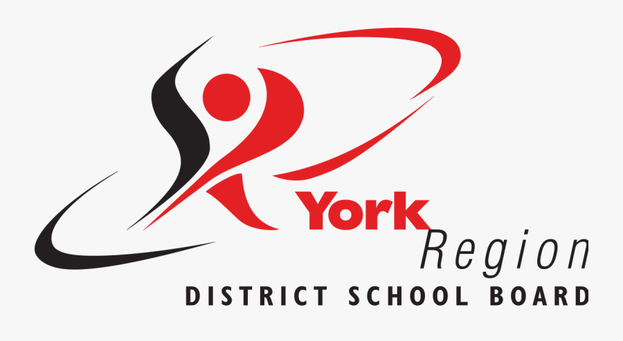 Election Clipart School Council - York Region District School Board Logo, Transparent Clipart