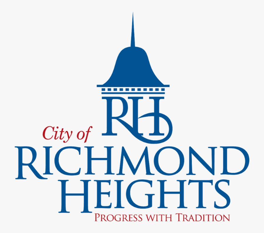 Transparent City Council Clipart - City Of Richmond Heights Mo, Transparent Clipart