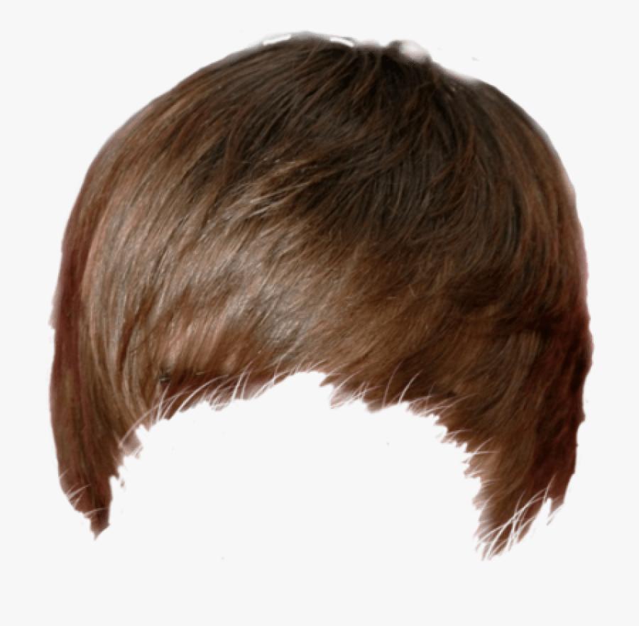 Justin Bieber Hair Png, Transparent Clipart