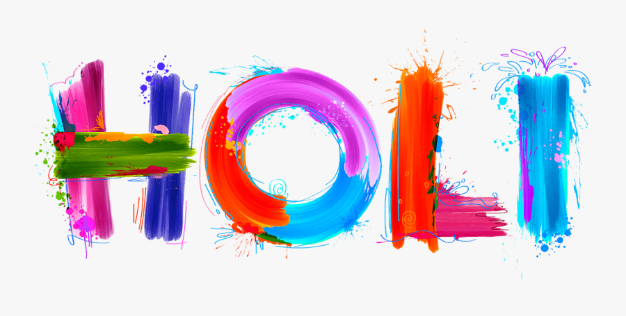 Happy Holi Png File - Happy Holi Png Background, Transparent Clipart