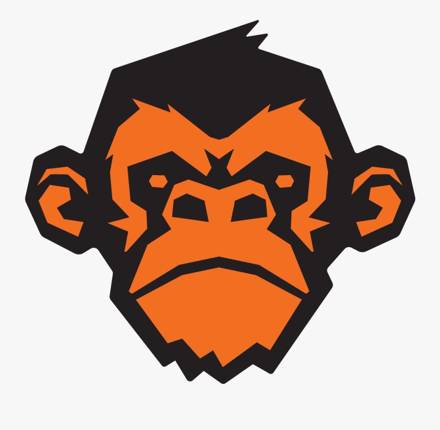 Grumpy Monkey - Grumpy Monkey Southampton, Transparent Clipart