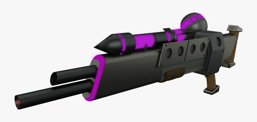"The Super Nova Is Easily Jak""s Most Powerful Weapon - Assault Rifle, Transparent Clipart"