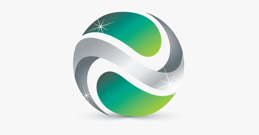 Pc Clipart Software Upgrade - Logo Design 3d Png, Transparent Clipart