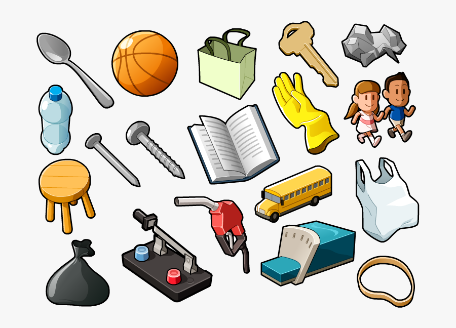 Random Pictures Of Objects, Transparent Clipart