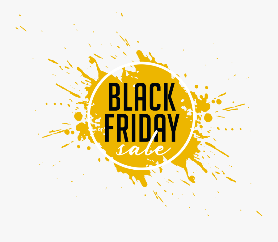 Campanha De Black Friday, Transparent Clipart