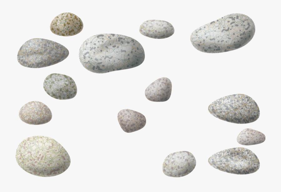 Rock Goose Clip Art - River Rock Clip Art, Transparent Clipart
