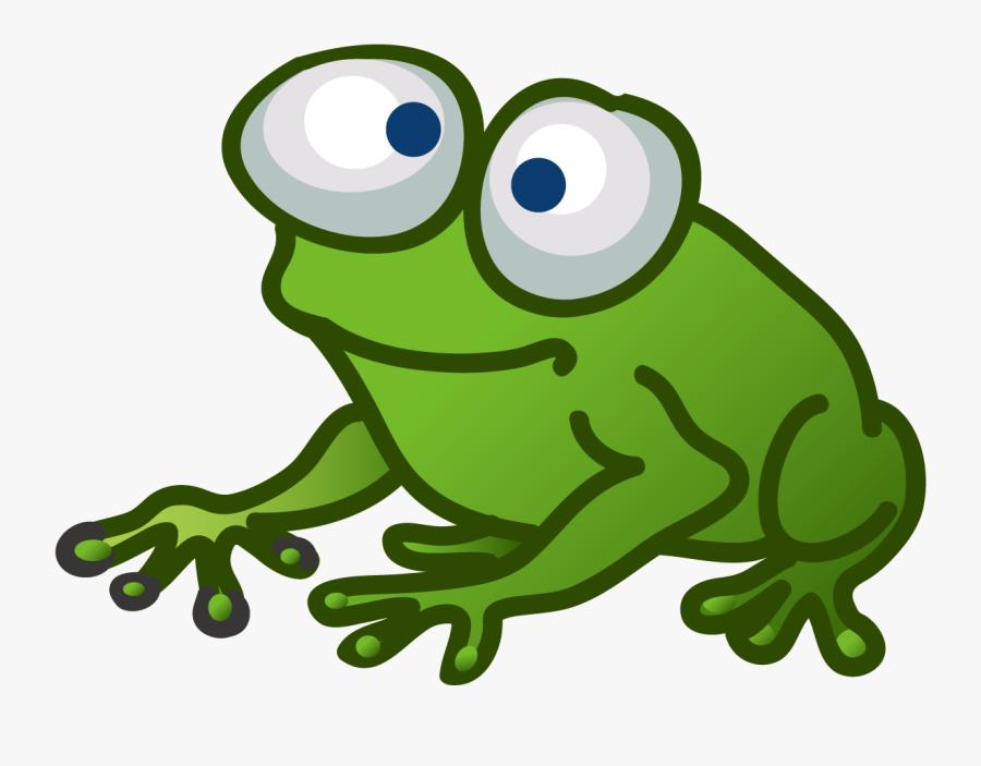 True Frog Edible Clip Art Transprent Png - กบ การ์ตูน Png, Transparent Clipart