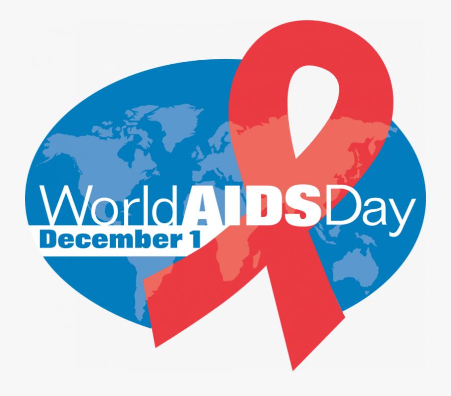 Transparent Hiv Virus Clipart - World Aids Day 2017, Transparent Clipart