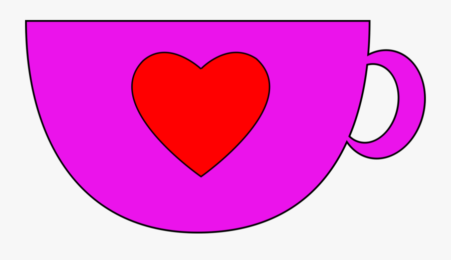 Pink,heart,love - Winterfest, Transparent Clipart