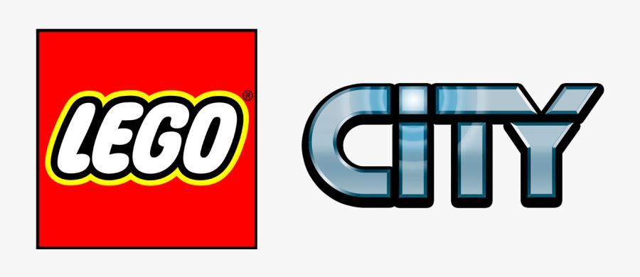 Lego City Logo - Logo De Lego City, Transparent Clipart