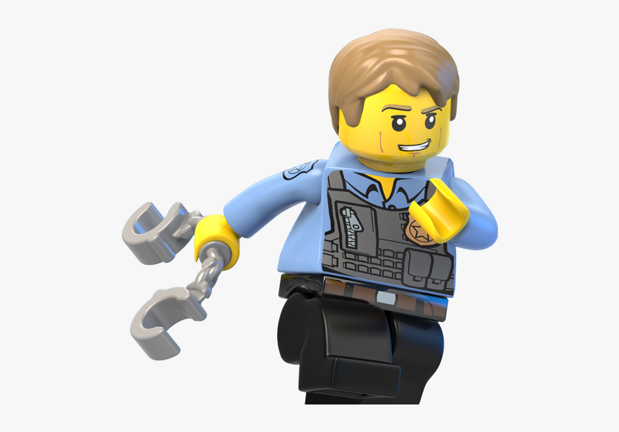 Official Site Undercover For - Lego City Policia Png, Transparent Clipart