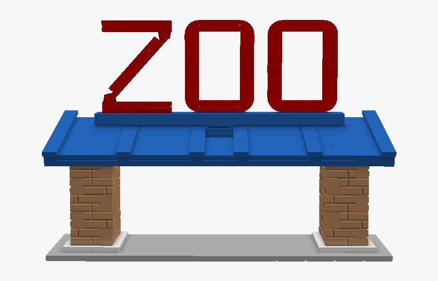 Legos Clipart Table Lego - Lego Ideas City Zoo, Transparent Clipart