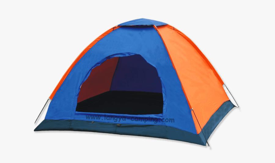 Clipart Tent Dome Tent - Tent, Transparent Clipart