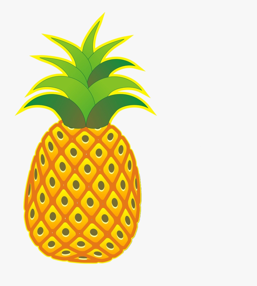 Pineapple Png File - Pineapple Clipart No Background, Transparent Clipart