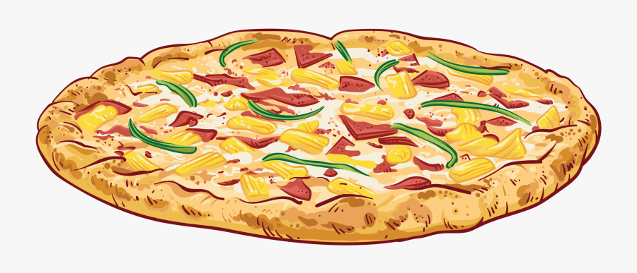 Pizza Italy Png, Transparent Clipart