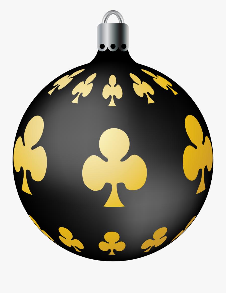 Casino Ornaments Clipart, Transparent Clipart