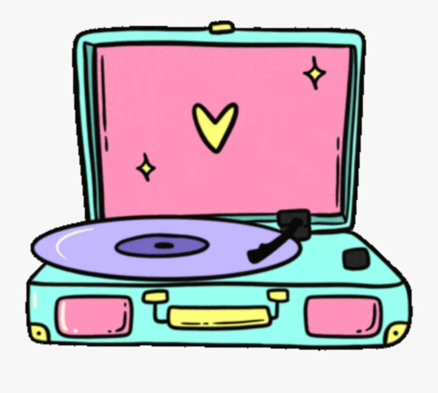 ####girly #cute #sticker #pink #love #heart #flower, Transparent Clipart