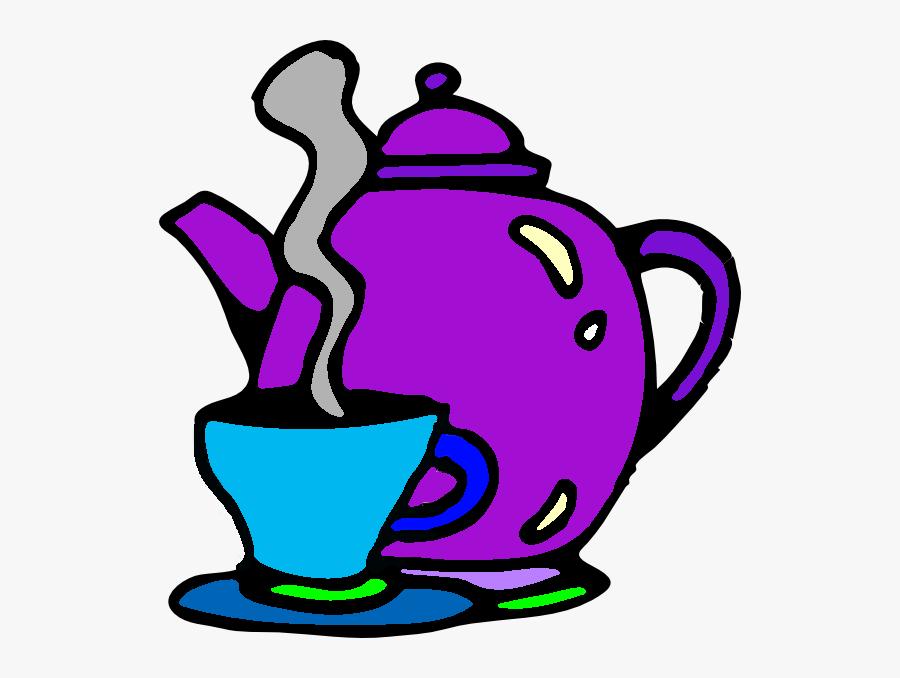 "Mad Hatter""s Tea Party - Tea Cup Clip Art, Transparent Clipart"