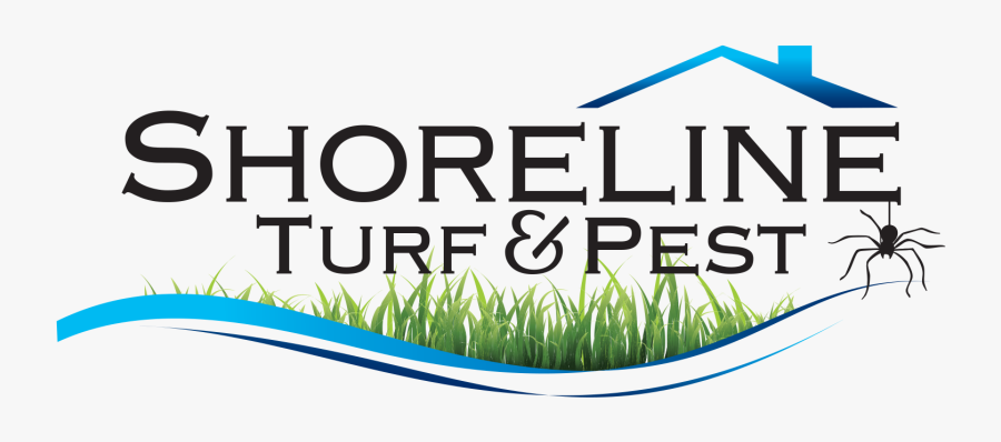 Shoreline Turf & Pest Control Inc Logo, Transparent Clipart