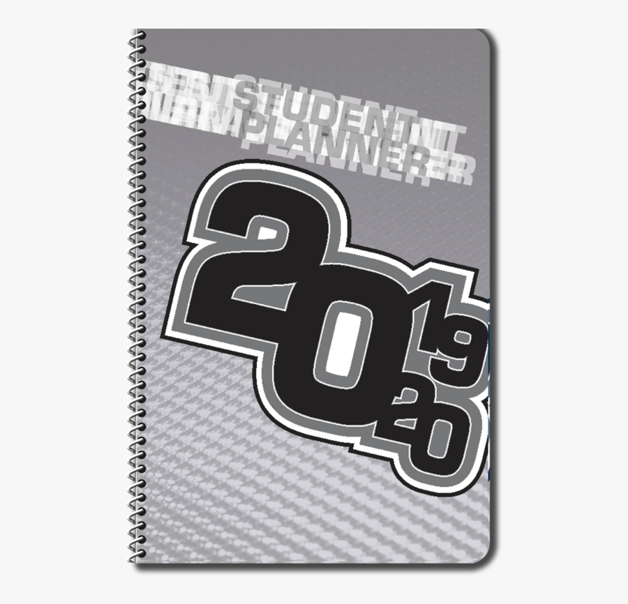 High School Planner Student Planner Cover, Transparent Clipart