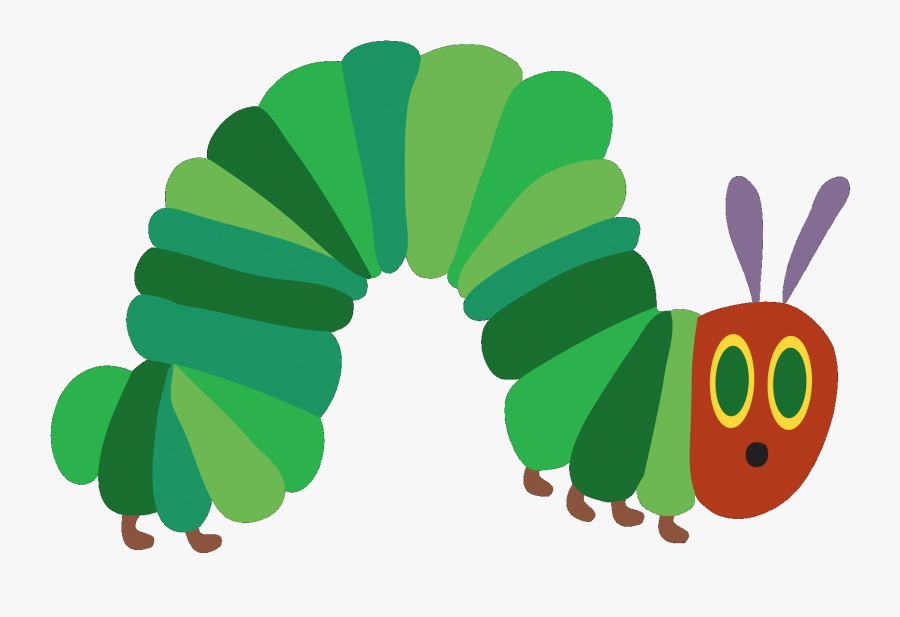Communik8 In English Lesson 3 The Very Hungry Caterpillar - Very Hungry Caterpillar Transparent, Transparent Clipart