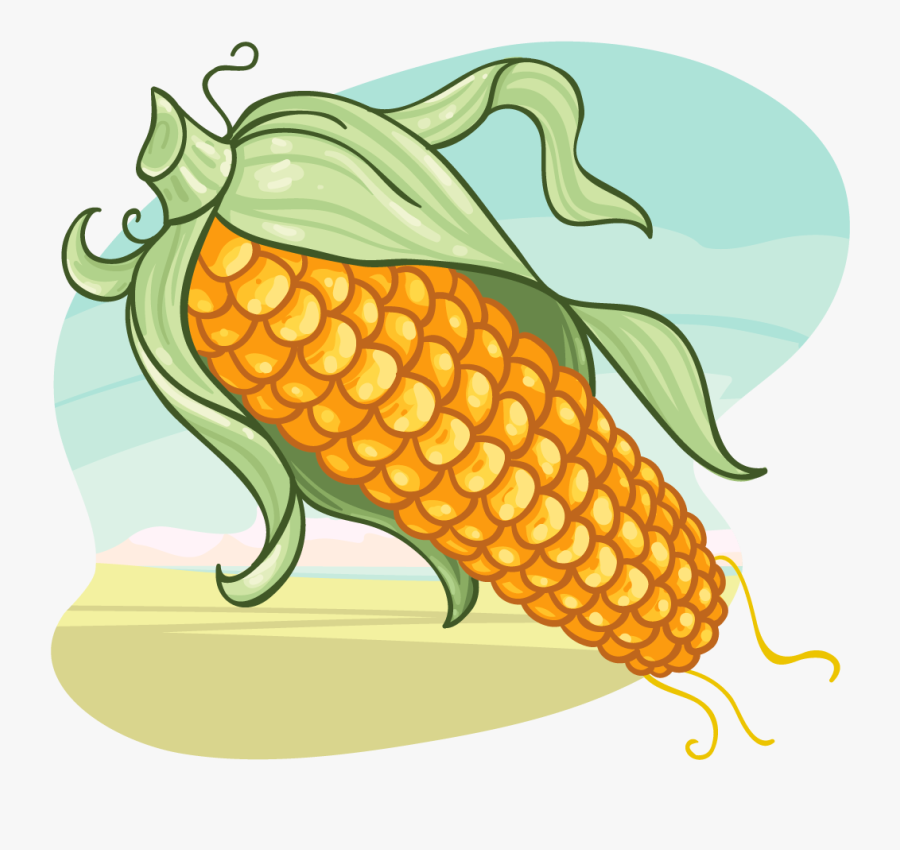 Transparent Corn Kernels Clipart, Transparent Clipart