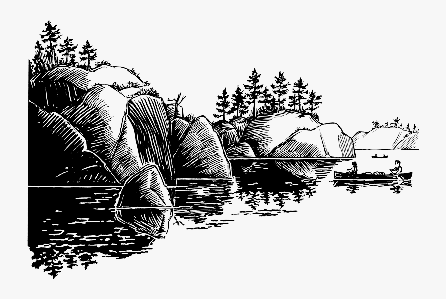 Canoe Trips For The - Illustration, Transparent Clipart