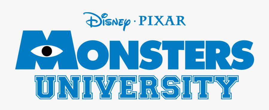 Clip Art Monster University Logo - Monster University Logo Png, Transparent Clipart