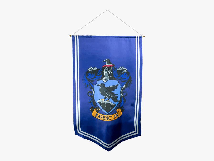 Hogwarts Banner Png - Ravenclaw Crest Transparent Background, Transparent Clipart