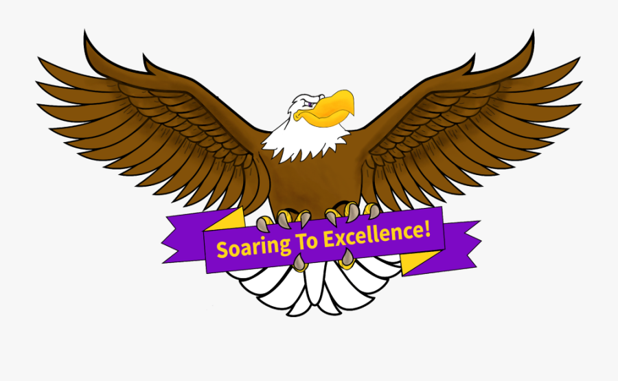 Sierra Middle School Eagle Clipart , Png Download - Sierra Middle School Riverside, Transparent Clipart