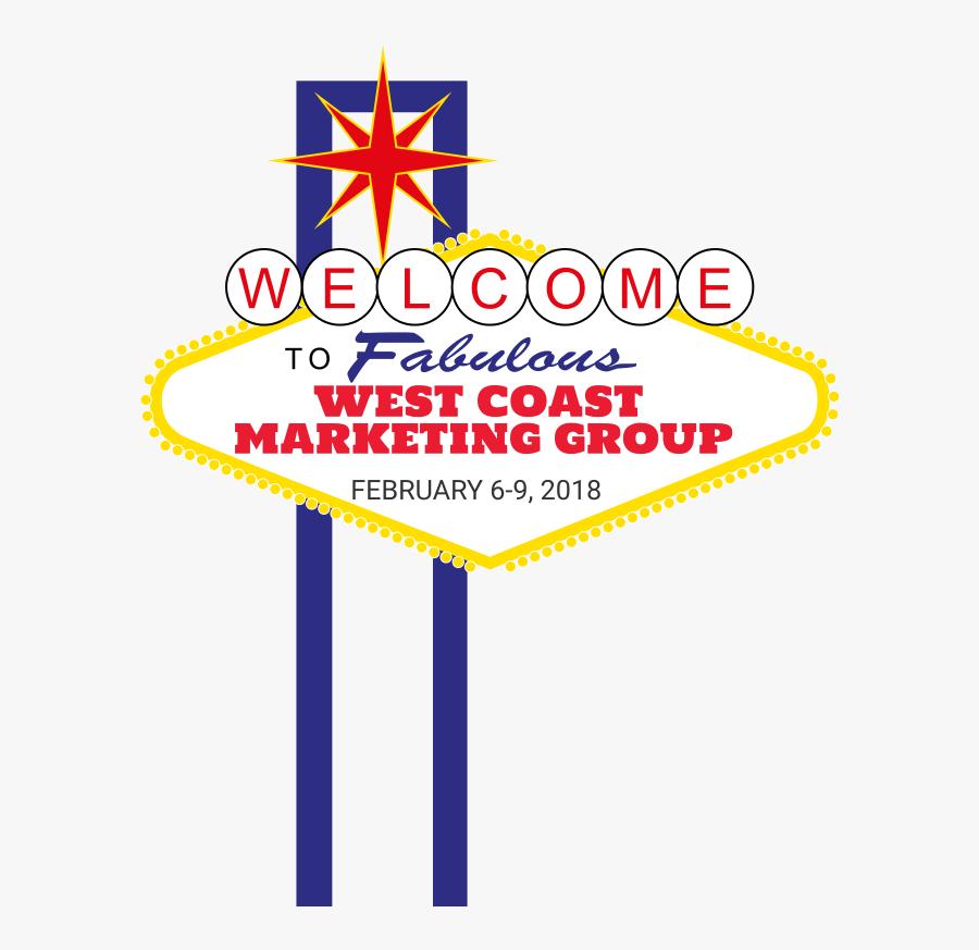 Las Vegas Clipart Welcome To Fabulous - Las Vegas Sign Vector, Transparent Clipart