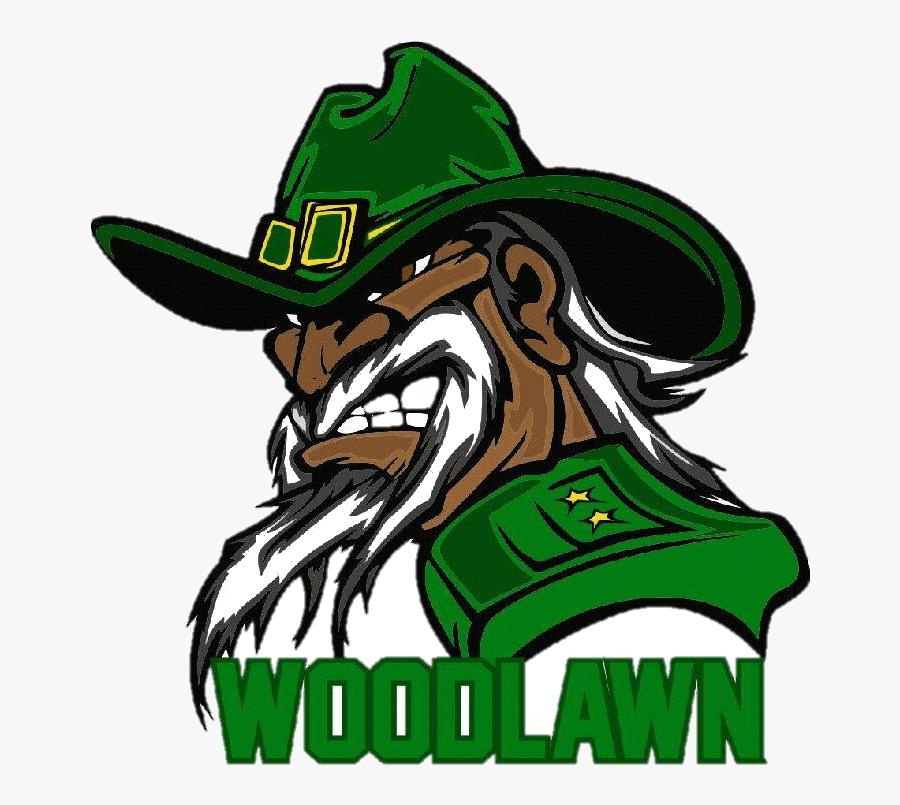 Boy Basketball Woodlawn Vs Center Point High - Woodlawn High School Alabama Mascot, Transparent Clipart