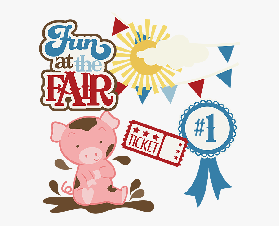 At The Svg Files - Free State Fair Clipart, Transparent Clipart