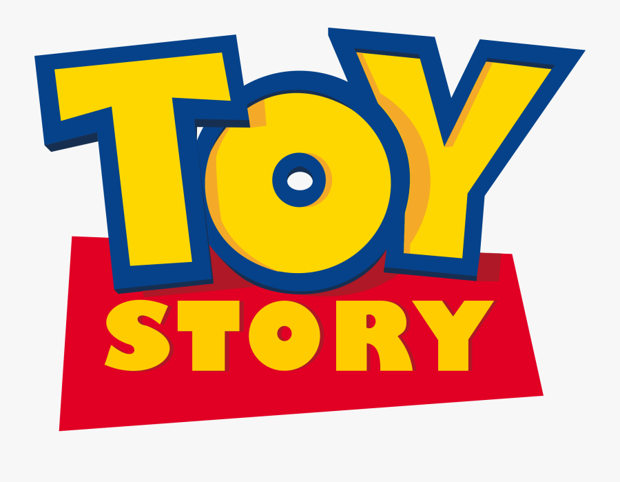 Toy Story Logo, Transparent Clipart